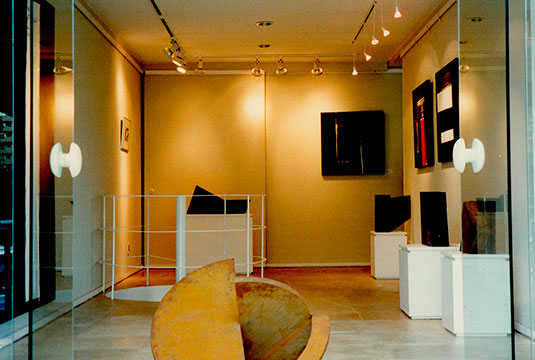 Inauguração Referência Galeria
