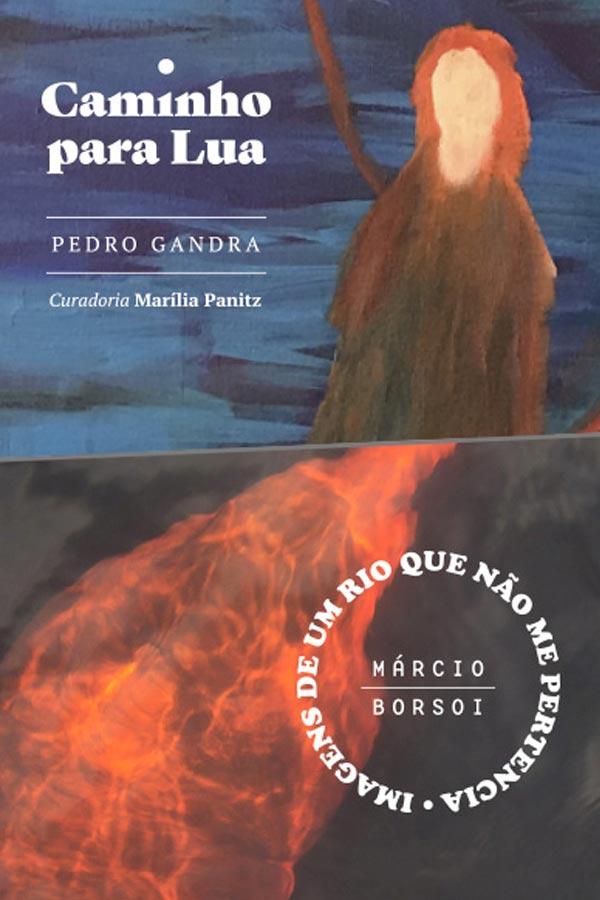 Pedro Gandra e Márcio Borsoi em mostras individuais na Referência Galeria de Arte